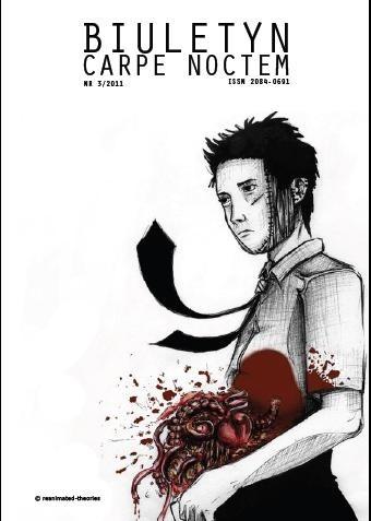 Okładka książki Biuletyn Carpe Noctem nr 3 (3/2011)