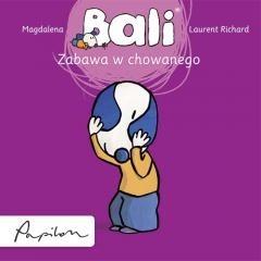 Okładka książki Bali. Zabawa w chowanego
