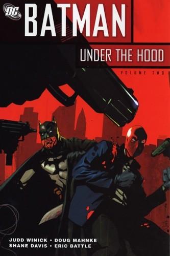 Okładka książki Batman: Under the Hood