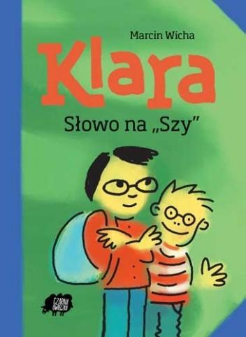 Okładka książki Klara. Słowo na