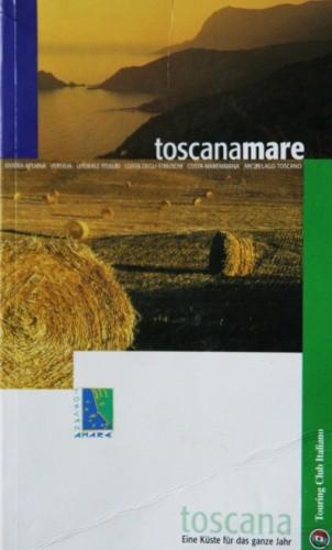 Okładka książki Toscanamare - toscana