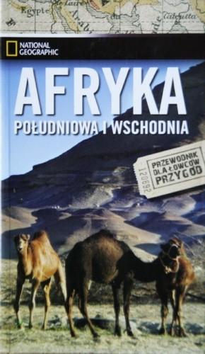 Okładka książki Afryka Południowa i Wschodnia - przewodnik dla łowców przygód