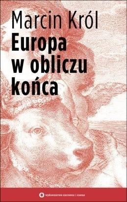 Okładka książki Europa w obliczu końca