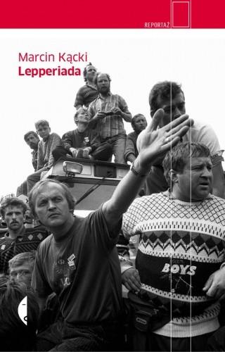 Okładka książki Lepperiada