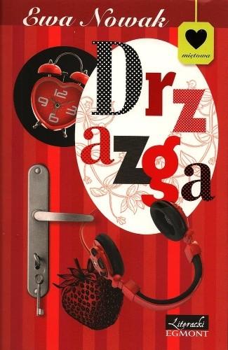 Okładka książki Drzazga