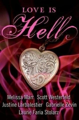 Okładka książki Love is hell