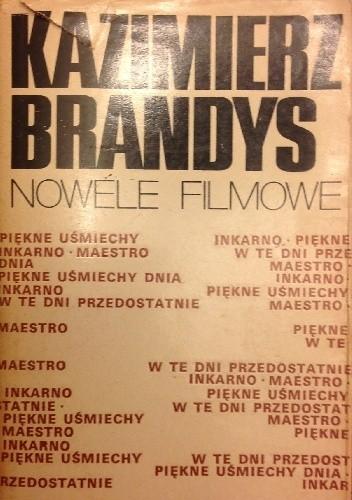 Okładka książki Nowele filmowe