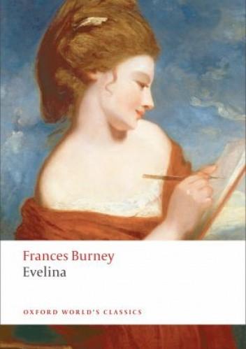 Okładka książki Evelina. Or The History of a Young Lady's Entrance into the World