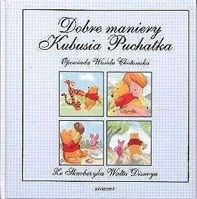 Okładka książki Dobre maniery Kubusia Puchatka