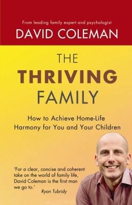 Okładka książki The thriving family
