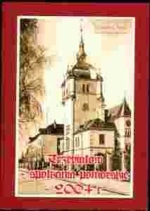 Okładka książki TRZEBIATÓW - Spotkania Pomorskie - 2004 r .