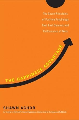 Okładka książki The Happiness Advantage
