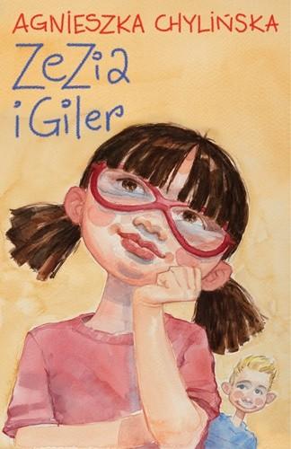 Okładka książki Zezia i Giler