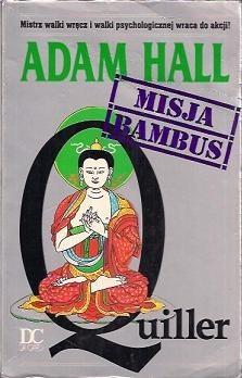 Okładka książki Misja Bambus