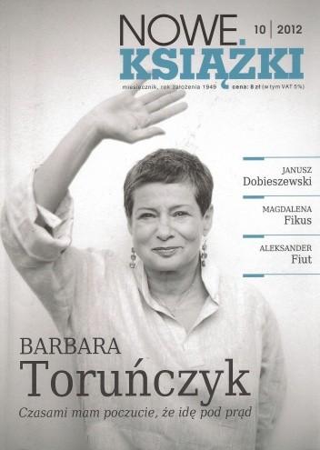 Okładka książki Nowe Książki, nr 10 (1124) / 2012
