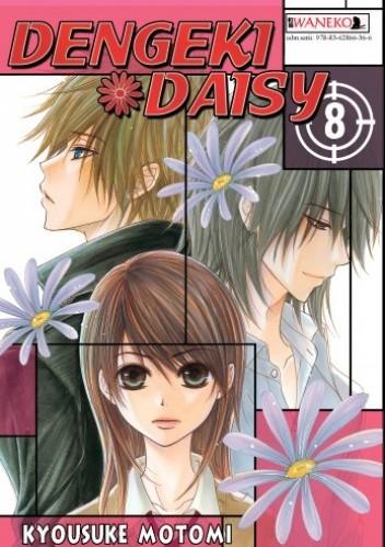 Okładka książki Dengeki Daisy tom 8