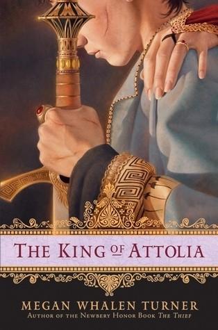 Okładka książki The King of Attolia
