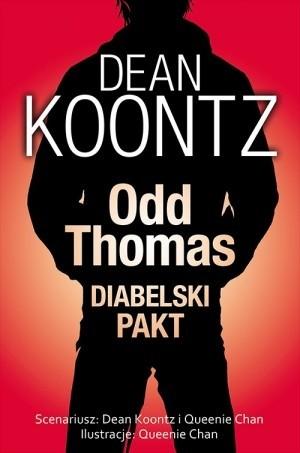 Okładka książki Odd Thomas. Diabelski pakt