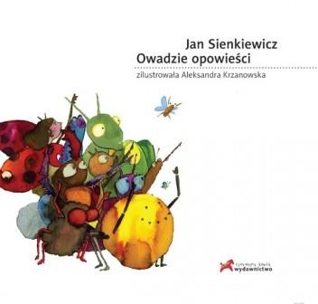 Okładka książki Owadzie opowieści