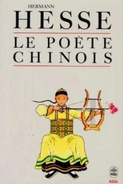 Okładka książki Le poète chinois