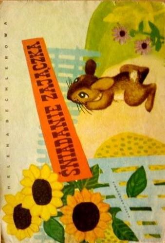 Okładka książki Śniadanie zajączka