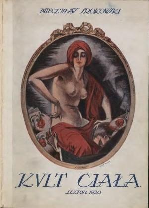 Okładka książki Kult ciała : dziennik człowieka samotnego
