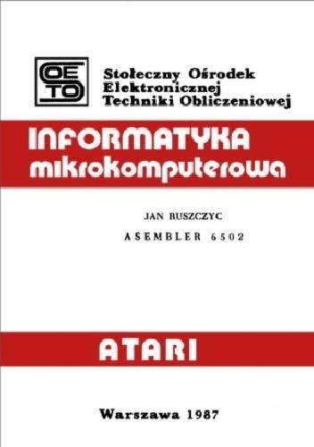 Okładka książki Asembler 6502
