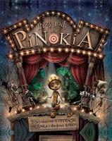 Okładka książki Przygody Pinokia