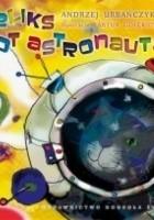 Feliks - kot astronauta