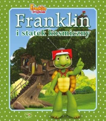 Okładka książki Franklin i statek kosmiczny