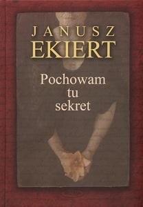 Okładka książki Pochowam tu sekret
