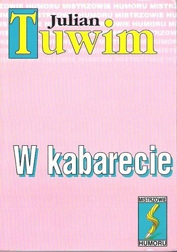 Okładka książki W kabarecie