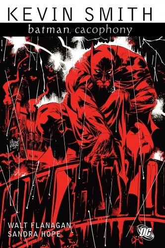 Okładka książki Batman: Cacophony