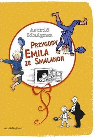 Okładka książki Przygody Emila ze Smalandii