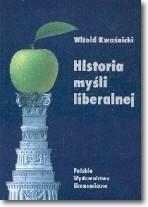 Okładka książki Historia myśli liberalnej