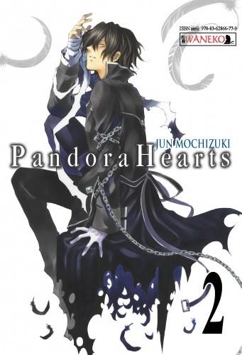 Okładka książki Pandora Hearts: tom 2