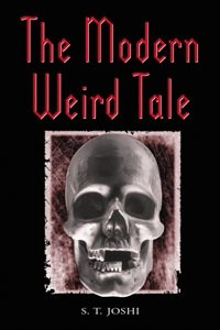 Okładka książki The Modern Weird Tale