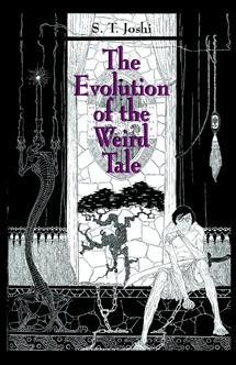 Okładka książki The Evolution of the Weird Tale