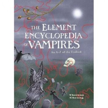Okładka książki Element Encyclopedia of Vampires