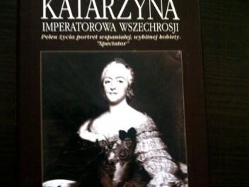 Okładka książki Katarzyna Imperatorowa Wszechrosji