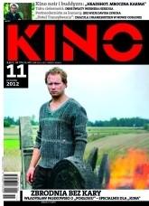 Okładka książki Kino, nr 11 / listopad 2012