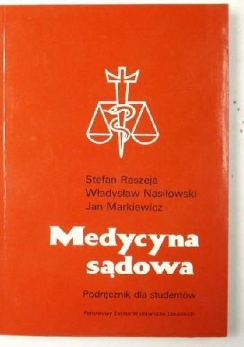Okładka książki Medycyna sądowa