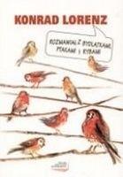 Okładka książki Rozmawiał z bydlątkami, ptakami i rybami