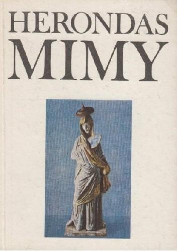 Okładka książki Mimy
