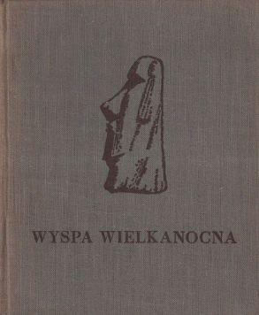 Okładka książki Wyspa Wielkanocna
