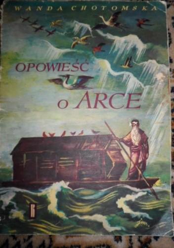 Okładka książki Opowieść o Arce
