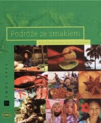 Okładka książki Podróże ze smakiem
