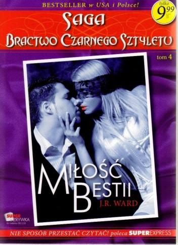 Okładka książki Miłość bestii