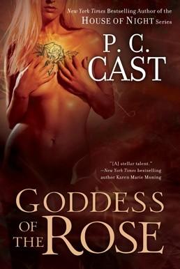 Okładka książki Goddess of the Rose