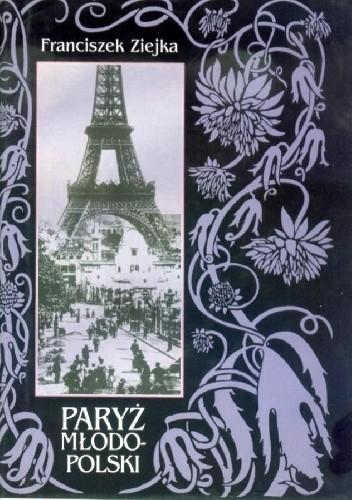 Okładka książki Paryż młodopolski
